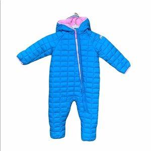 24M Baby Toddler Snow Suit Onesie Bodysuit